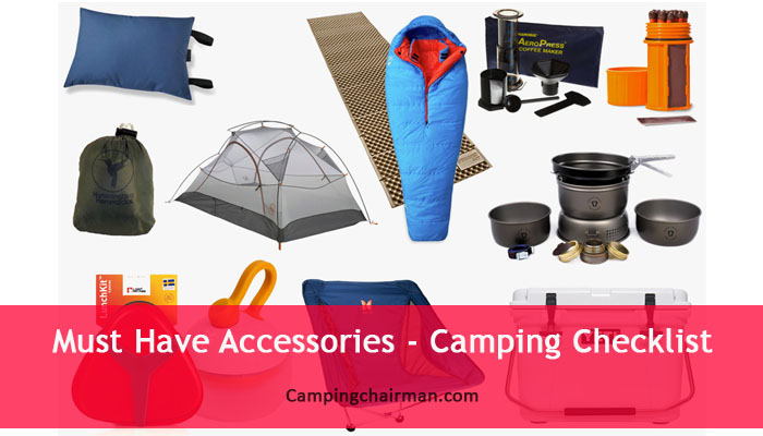 A Camping Adventure Without The Right Accessories