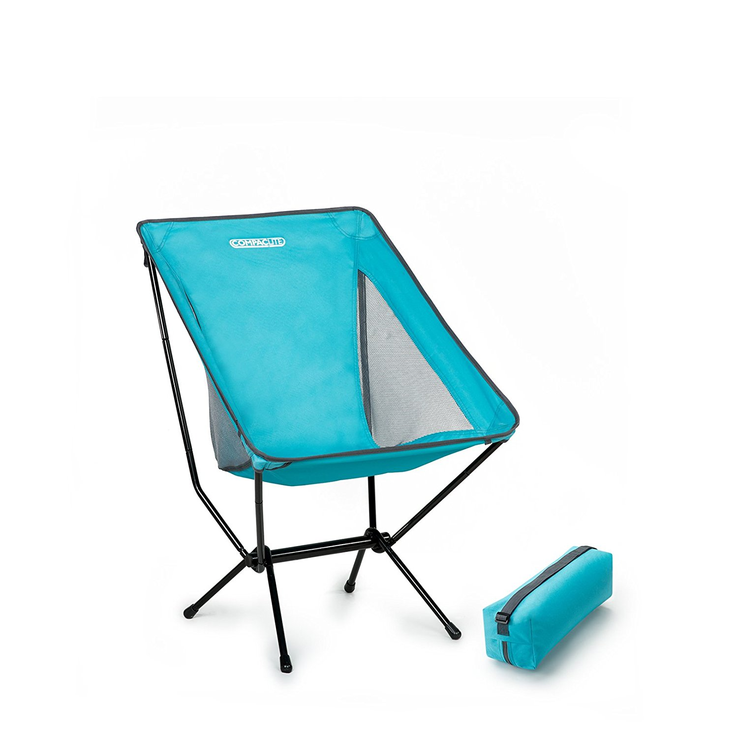 Compaclite Deluxe Steel Camping Portable Chair