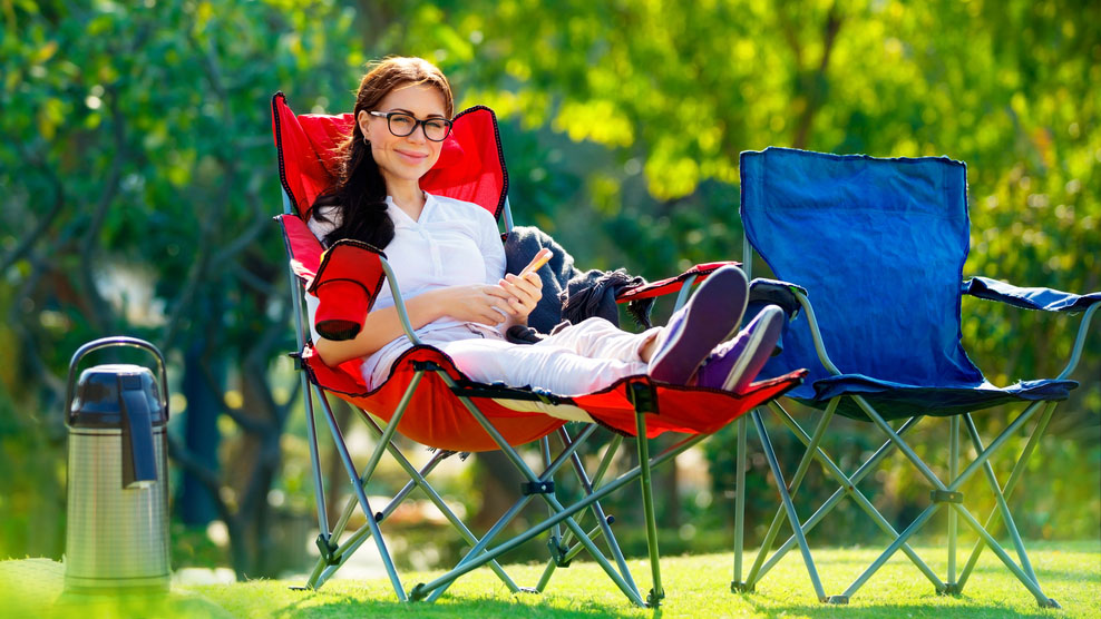 Outstanding 10 Stylish Heavy Duty Folding Camping Chairs Light Weight Machost Co Dining Chair Design Ideas Machostcouk