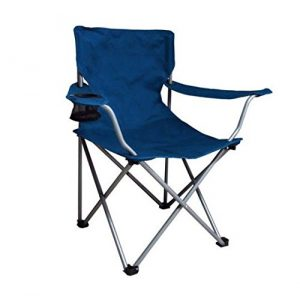 Ozark Trail Folding Camp Chair, Blue