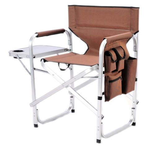 Stylish Camping Full Back Folding Chair