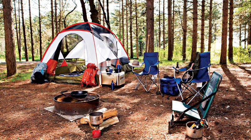 Image result for 10 Essential Accessories for Camping
