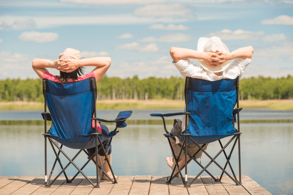 Top 10 Best Camping Chair For Bad Back