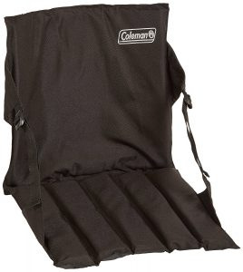 Backpacking Stadium camping chair from Coleman