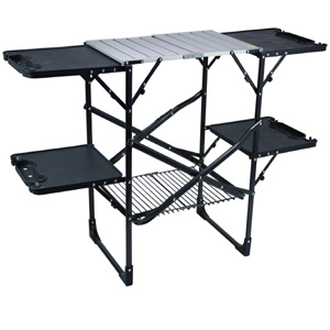 GCI Outdoor Portable Slim Foldable Camping Table