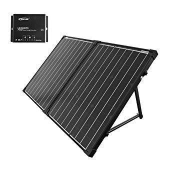 ACOPOWER 100W Portable Solar Panel