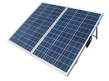 ECO-WORTHY 120 Watts Solar Panel