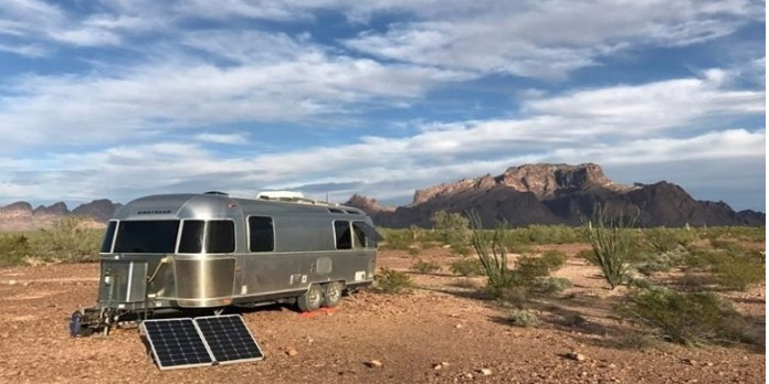 Portable Solar Panels for RVs