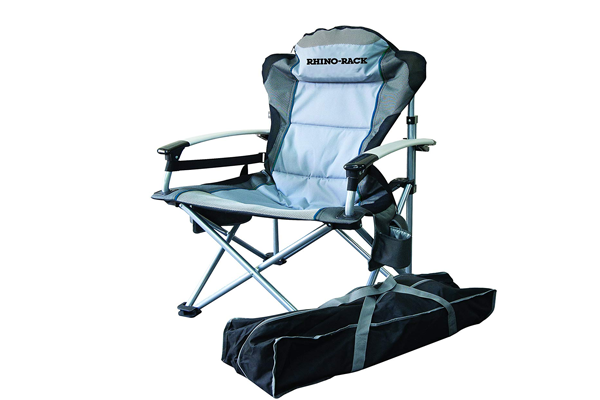 Padded Camping Chair Rcc From Rhino Rack
