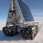 Polar Robotic Ranger (GROVER) In Greenland - Tested by NASA