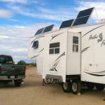 RV Solar Panels for Camping