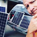 Solar Panel Used in RVs