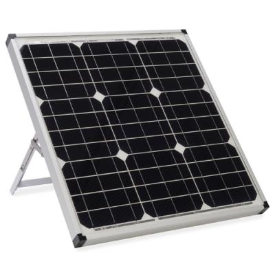 Go Power80W Portable Folding Solar Kit